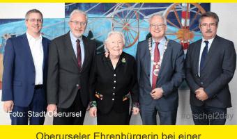 Alles Gute zum 90. Geburtstag Margarete Portefaix