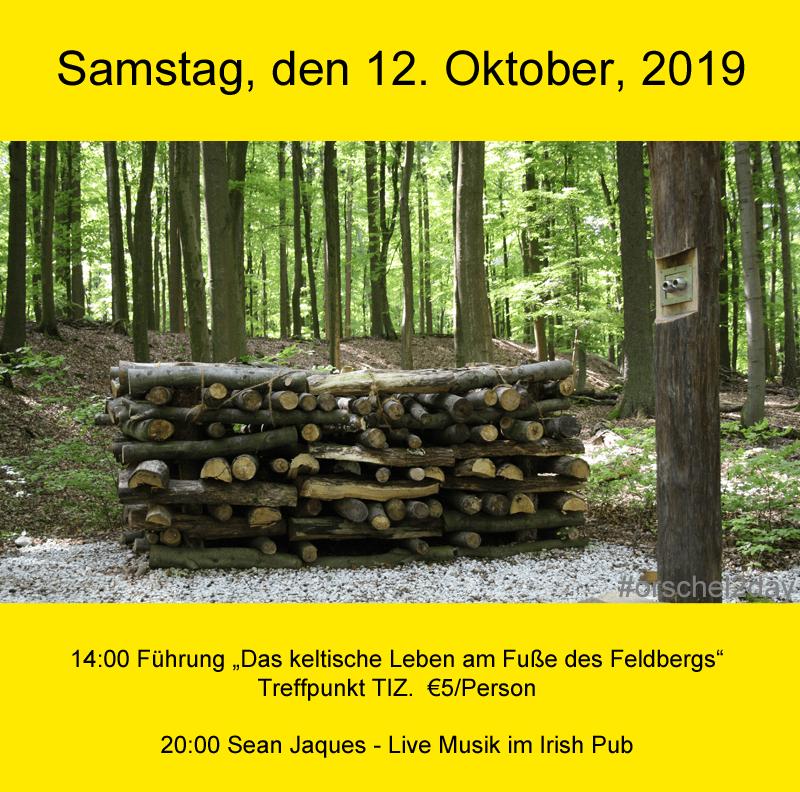 Samstag, 12. Oktober, 2019