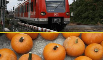 S-Bahn eingeschränkt - Oberursel spuukt