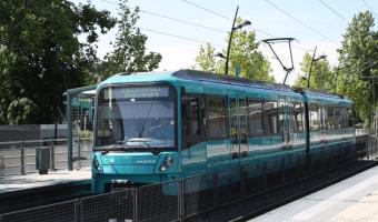 Linie U3 fährt nur bis Weißkirchen-Ost (bis 25.11.2019 03:30) - Schienenersatzverkehr bis Hohemark