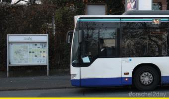 Busfahrer streiken am 1. November