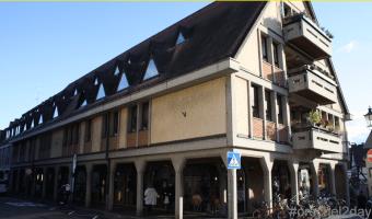 Großer Bücherflohmarkt in der Stadtbücherei (20.-23.11.2019)