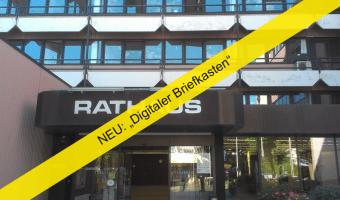 """""""Digitaler Briefkasten"""" der Stadtverwaltung"""